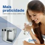 Principais motivos para ter um purificador Ulfer Compact Gel -  Mais praticidade